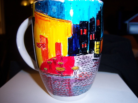 I want cups like these!